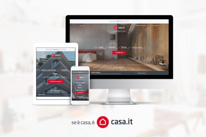 E' online il nuovo sito di Casa.it