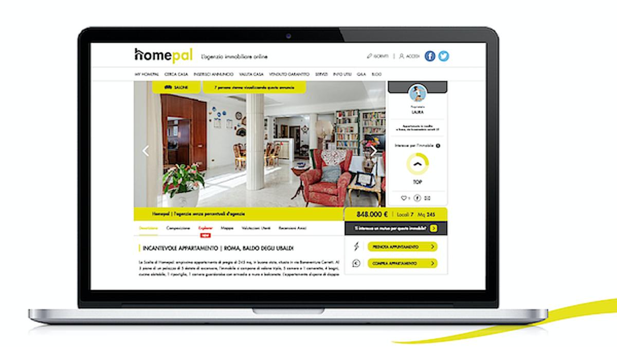 Crowdfunding Homepal: raccolta record in un solo giorno