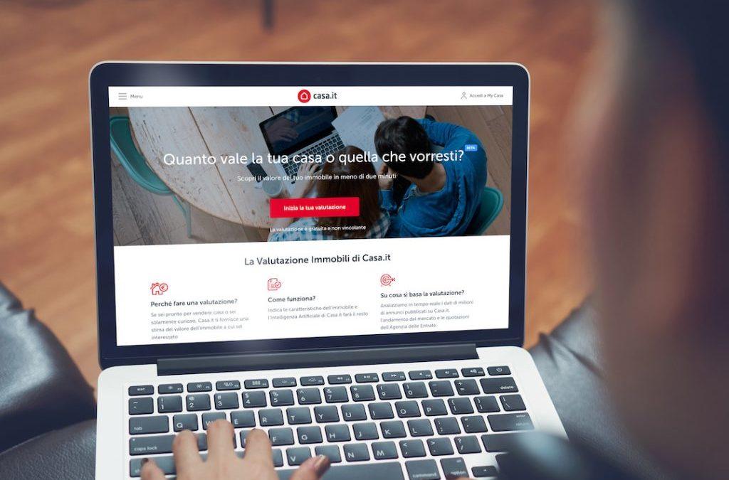 Casa.it lancia il servizio ValutaTu per gli agenti immobiliari