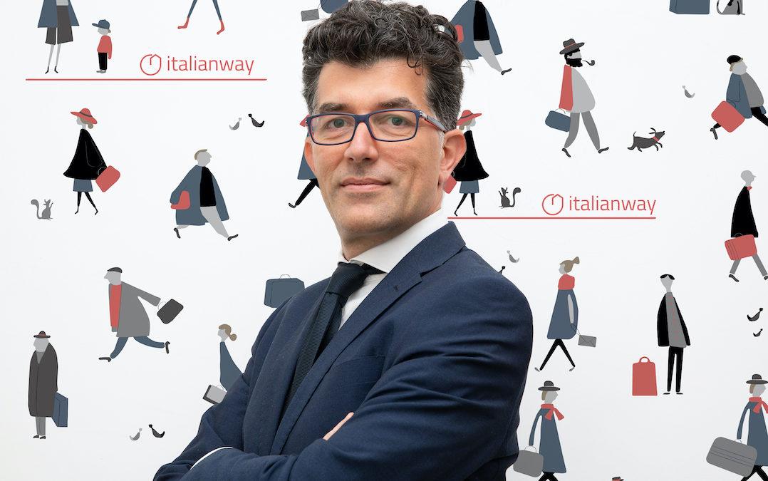 """Celani (Italianway): """"Il boom della ricettività extra-alberghiera risorsa per il Paese"""""""