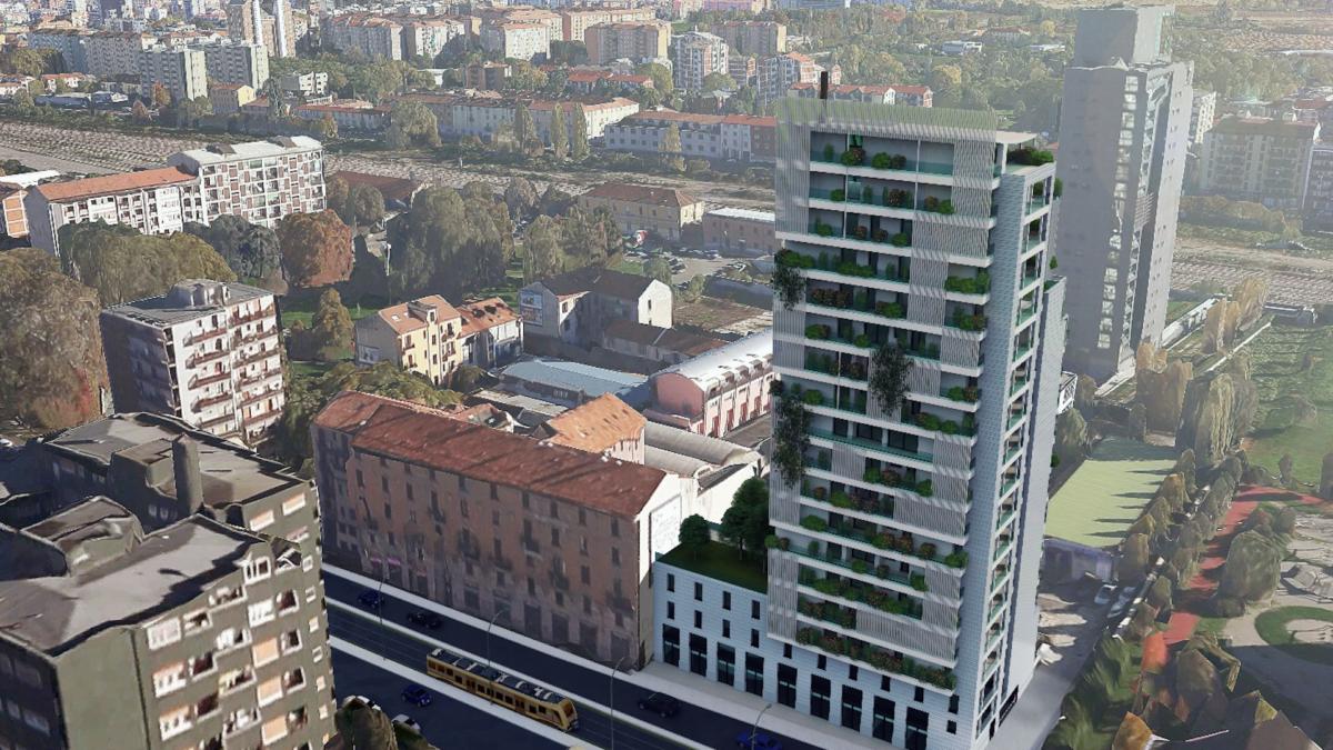 Concrete chiude la campagna per Terminal Tower con 1,54 mln di raccolta