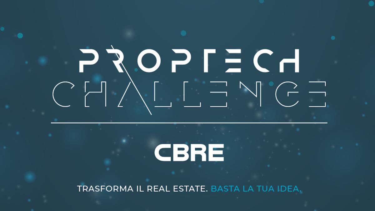 Cbre proptech challenge, partito il countdown per le iscrizioni