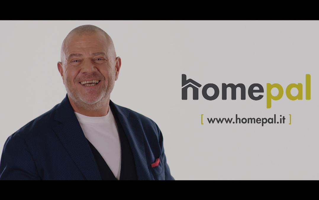 Homepal torna in Tv, testimonial dello spot la Iena Giulio Golia