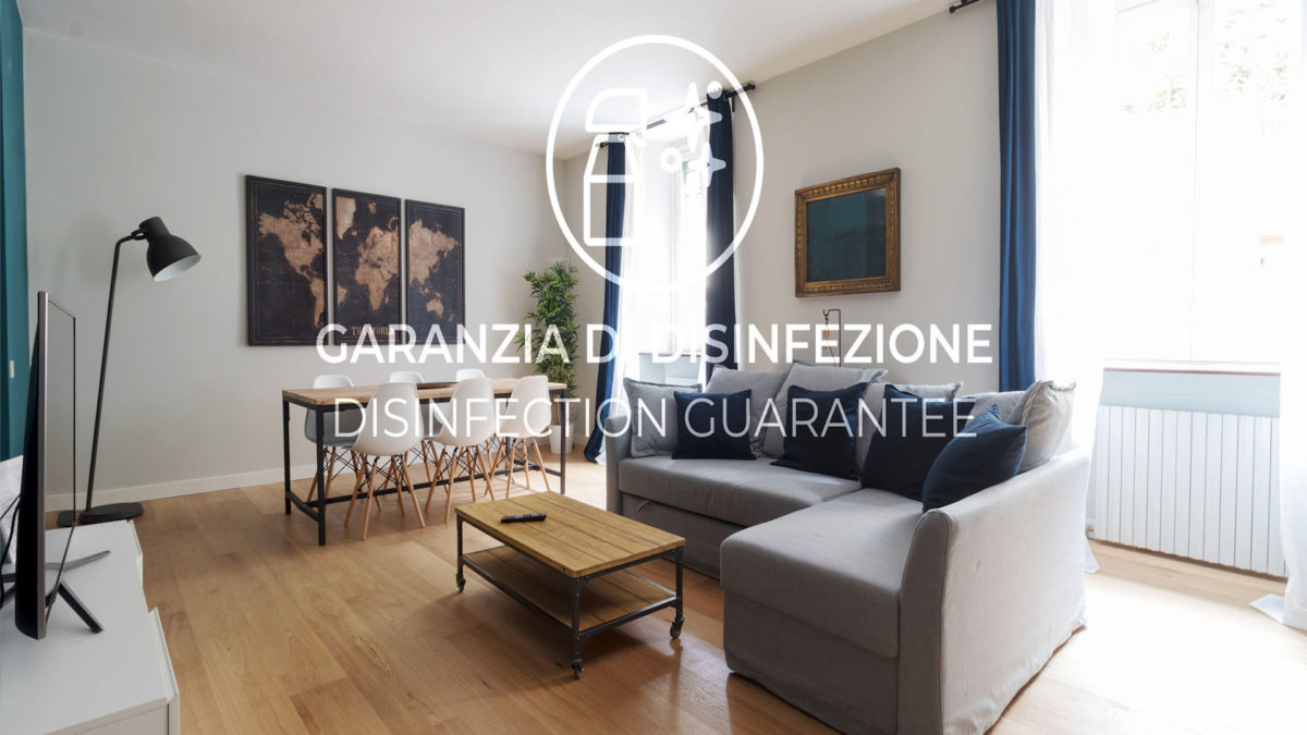 Affitti brevi: su Italianway il primo filtro per prenotare case con garanzia di disinfezione