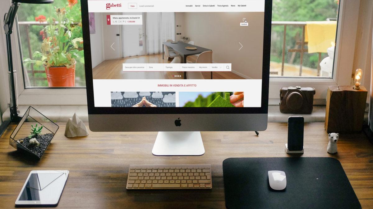 Gabetti Home Value: ufficio vendite e visita ai cantieri in modalità virtuale
