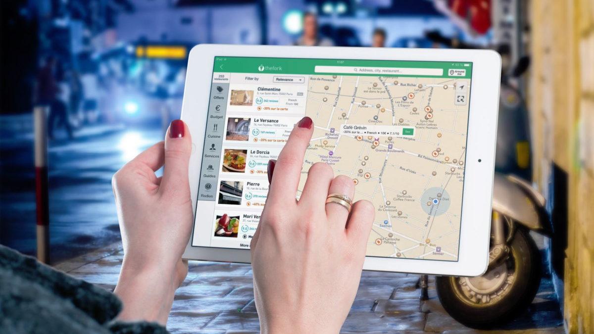 Geolocalizzazione dei punti vendita per riaprire in fase2