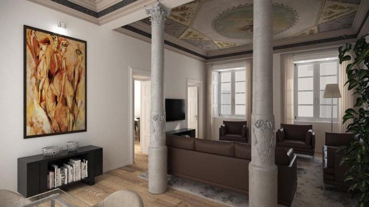 Concrete: seconda exit per il progetto Le Dimore di Bergamo