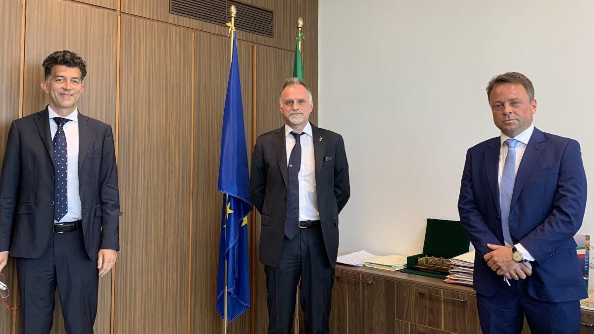 Turismo: il ministro Garavaglia incontra i rappresentanti Aigab