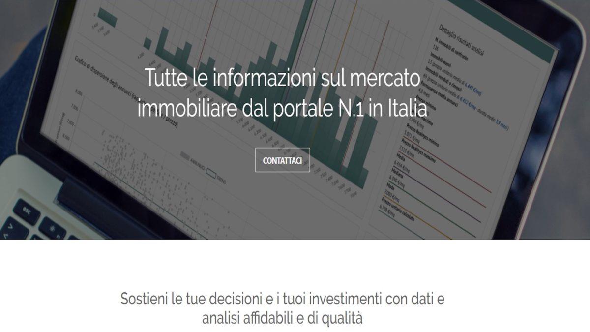 Immobiliare.it lancia Immobiliare Insight per l'analisi dei big data