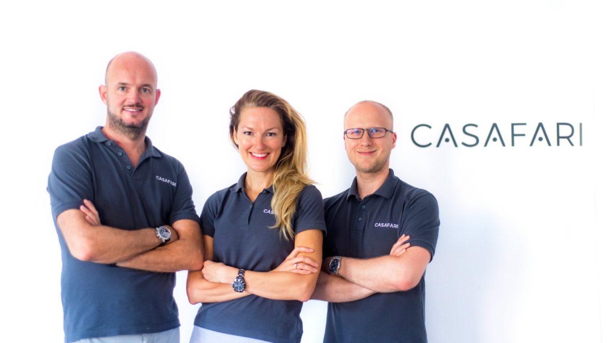 Casafari arriva in Italia ed è già operativa a Milano