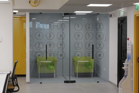 02. Citel Group_phone booth nuova sede